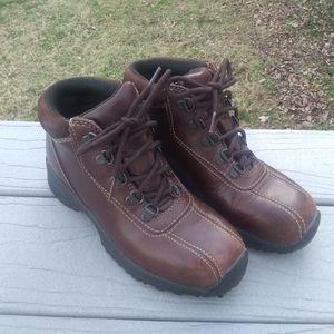 Dexter Brown Waterproof Slip Resistant Boots